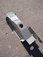 Підсилювач кронштейна домкрата переднього (поддомкратника) Нива, Тайга, ВАЗ-2121, 21213, 21214 ліве
