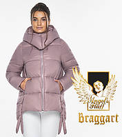 Пудровая куртка женская зимняя. Воздуховик Braggart Angel's Fluff Германия