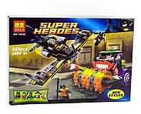 Конструктор Bela серия Super heroes 10228 (Паровой каток Джокера) Аналог Lego Super Heroes 76013)