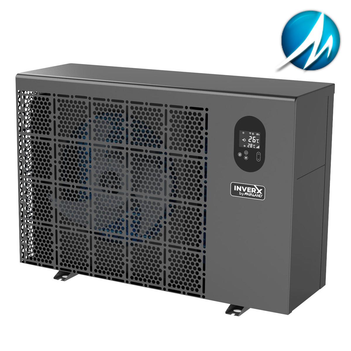 Тепловой инверторный насос Fairland InverX56 21.5 кВт