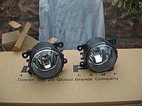 Фара противотуманная левая, правая Ford focus II (Форд фокус 2) 2008-2010. Пр-во TYC.