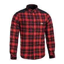 M-Tac рубашка Redneck Shirt Red/Black 3XL/R