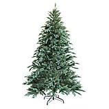 """Новогодняя искусственная елка 2,10 м литая """"Ситхинская"""" голубая, фото 2"""