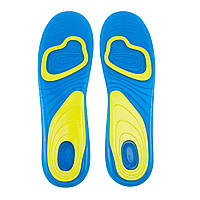 Силиконовые стельки ортопедические для обуви ActivGel размер 38-48