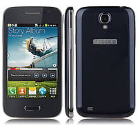 Смартфон Samsung i9500 4х дюймовый экран андроид 4.1.1
