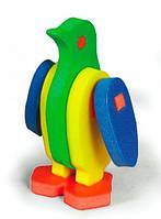Об'ємний конструктор - іграшка для дітей пінгвін