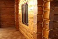 Утепление деревянного дома снаружи, фото 1
