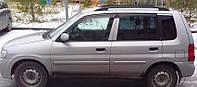 Дефлекторы окон Mazda Demio 1997-2003 | Ветровики Мазда Демио