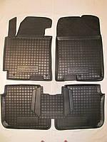 Коврики в салон полиуретановые Audi A4 В7 2004-2008                                                 , фото 1