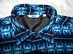 Мужская теплая флисовая рубашка Uniqlo оригинал р.48-50 053RT, фото 6