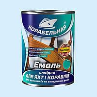 Емаль алкідна блакитна Polycolor (Поликолор) Корабельна 50 кг