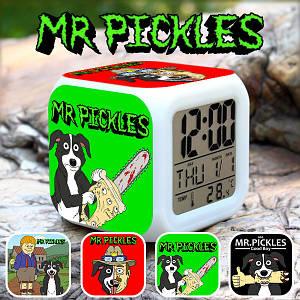 """Настольные часы Мистер Пиклз """"Tommy & Dog"""" / Mr. Pickles"""