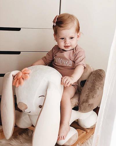Хотите настоящий детский восторг ? Купите это кресло-качалка Nattou.