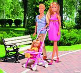 Кукла Steffi Штеффи Счастливая семья SIMBA Оригинал, фото 2