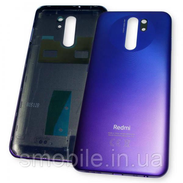 Xiaomi Задня кришка, корпус Xiaomi Redmi 9 фіолетового кольору (оригінал Китай)
