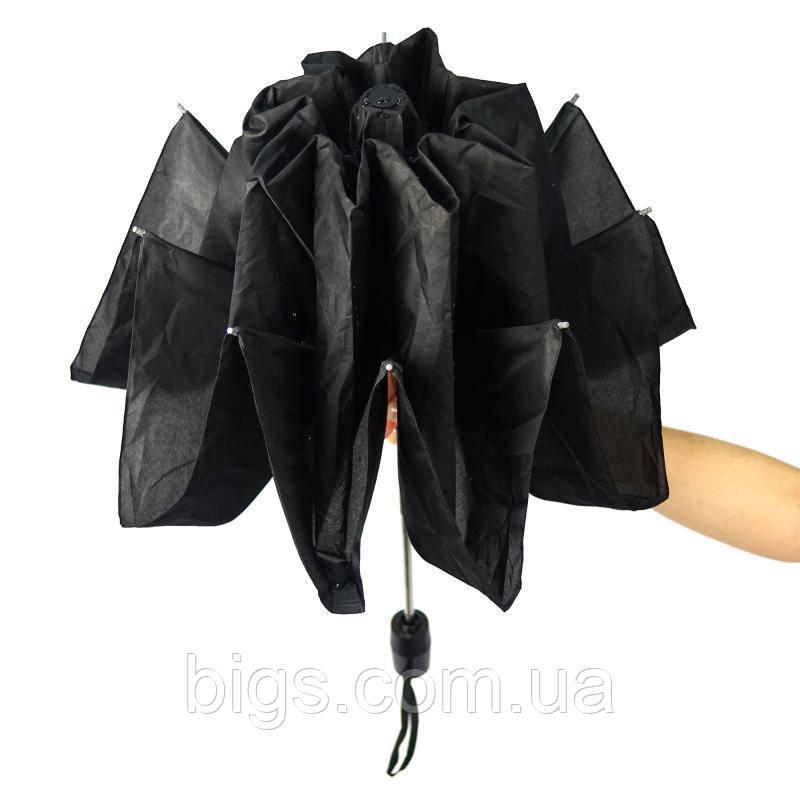 Складной зонт автомат обратного сложения 105 см