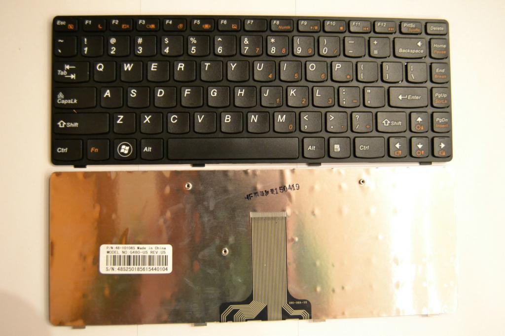 Клавиатура Lenovo G480,G480A,G485,G485A