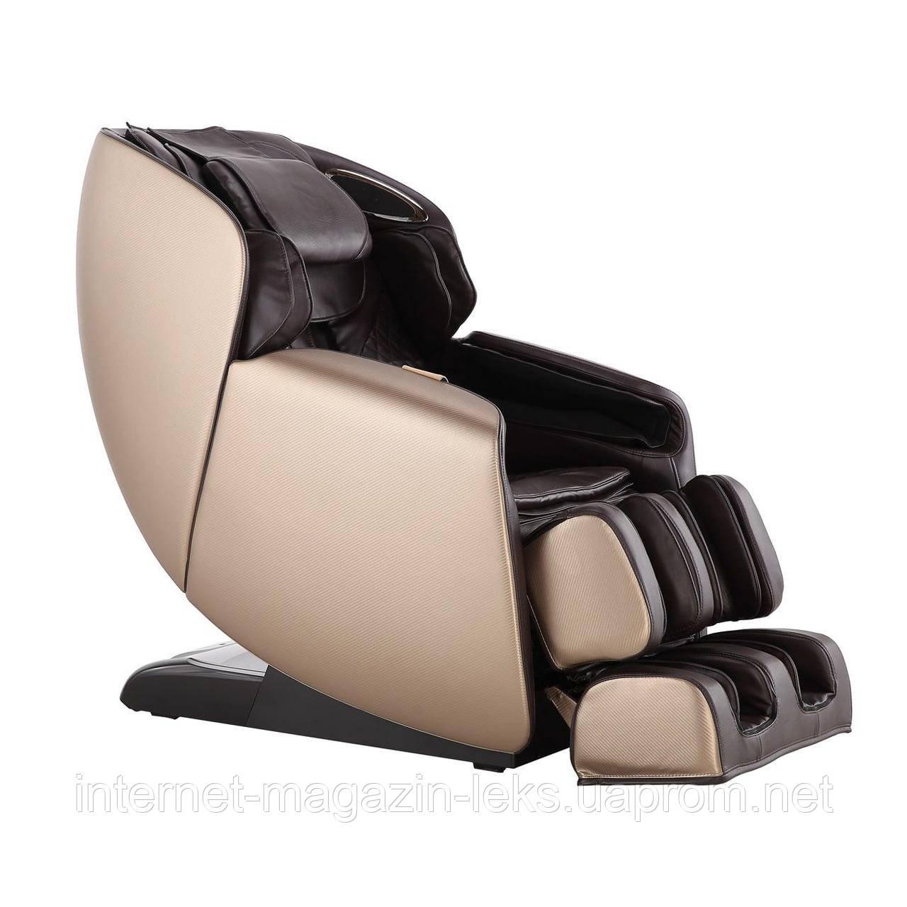 Массажное кресло Kurato III коричневый
