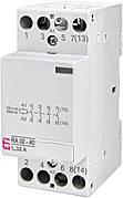 Модульный контактор ETI RA 32-40 32А 4NO 230V 2464076