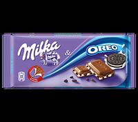 Молочный шоколад Milka Oreo 100г. Германия!