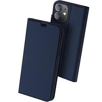"Чехол-книжка Dux Ducis с карманом для визиток для Apple iPhone 12 mini (5.4"")"