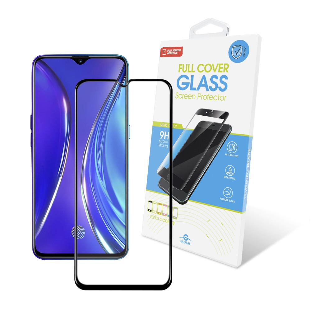 Защитное стекло Global для Realme XT Full Glue Black (1283126497773)