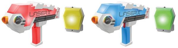 Игровой набор Laser X для лазерных боев - Laser X Revolution для двух игроков