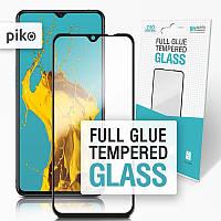 Защитное стекло Piko для Realme X2 Pro Black Full Glue, 0.3mm, 2.5D (1283126497834), фото 1