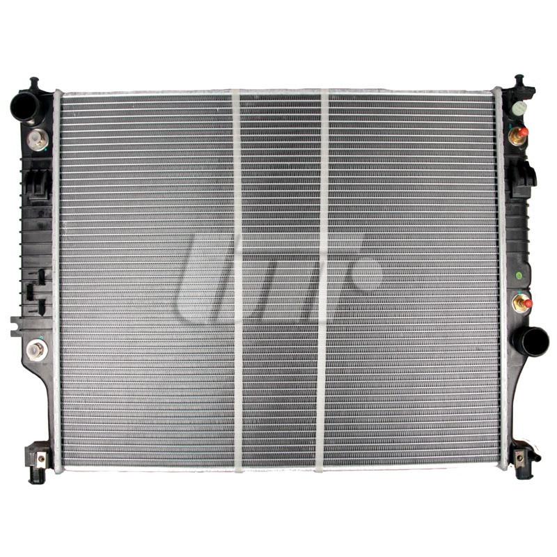 Радиатор охлаждения MERSEDES-BENZ ML W164 от 2005 г.в., GL W164 от 2006г.в./ Радиатор на мерседес W164