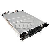 Радиатор охлаждения MERSEDES-BENZ ML W164 от 2005 г.в., GL W164 от 2006г.в./ Радиатор на мерседес W164, фото 2