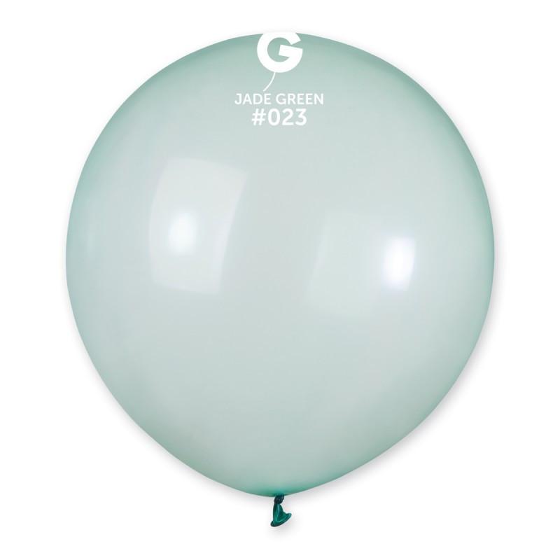 "Gemar  И 19"" Кристалл леденец зеленый RAINBOW (1шт)"