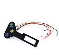Індикаторна панель  нейтралі, повороту, подальших світла, 12 В, LED, фото 1