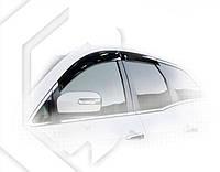 Дефлекторы окон Mazda CX7 2006-2012 | Ветровики Мазда CX-7, фото 1