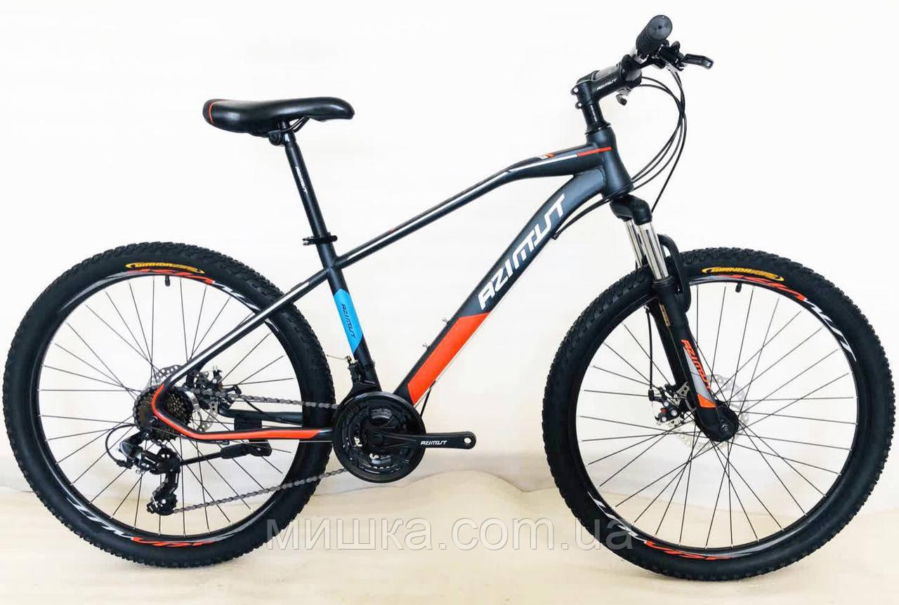 "Велосипед горный Gemini Azimut FRD колеса 26"", стальная рама 15,5"""