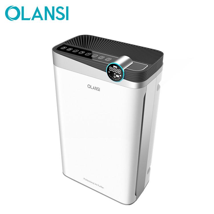 Очиститель увлажнитель воздуха 2 в 1 Olansi OLS-K08E