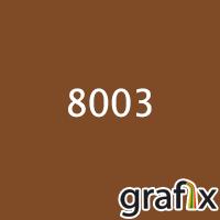 Поліефірна фарба,гладка глянець,8003