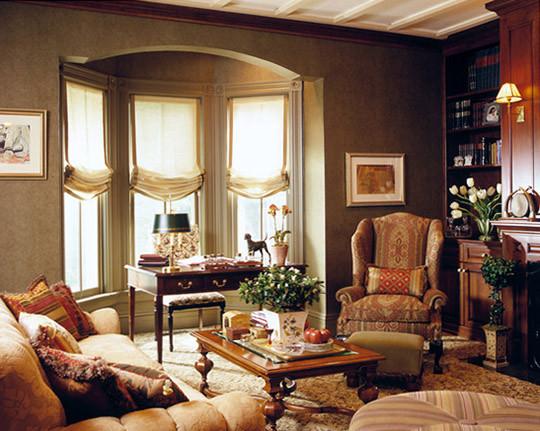 Пошив штор, Киев. Пошив штор для офисов, кабинетов.