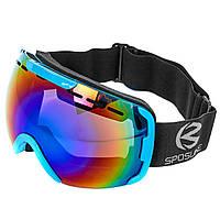 Гірськолижні окуляри SPOSUNE (TPU,подвійні лінзи)
