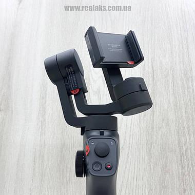 Стедікам електронний стабілізатор Baseus Handheld Gimbal Stabilizer (чорний), фото 3