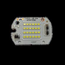 Матрица (чип) для LED прожектора 20W холодный яркий свет (IC драйвер) 220V AVT