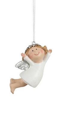 Украшение декоративное, Ангел, звезда, в асс. 10 см, House of Seasons, фото 2