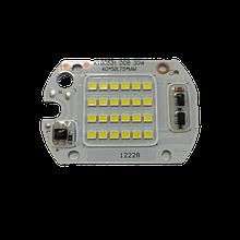 Чип для светодиодного прожектора 30W яркий холодный свет (IC драйвер) 220V AVT