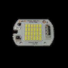 Чип (матрица)  для прожектора 50W яркий холодній свет (IC драйвер) 220V AVT