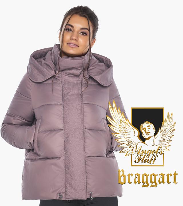 Воздуховик Braggart Angel's Fluff | Короткая куртка женская зимняя