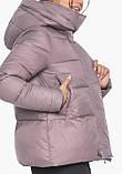 Воздуховик Braggart Angel's Fluff | Короткая куртка женская зимняя, фото 8