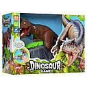 Настольная игра Злой динозавр Дино, Парк Юрского периода Осторожно злой динозавр, фото 2