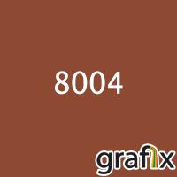 Порошковая краска матовая, полиэфирная, архитектурная, 8004