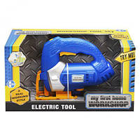 """Набор инструментов """"Лобзик"""", SONGTAI, набор инструментов детских,игрушки для мальчиков,игровые наборы"""