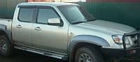 Дефлекторы окон Mazda BT-50 2007 | Ветровики Мазда BT-50, фото 1