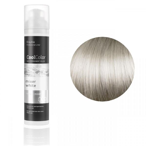 Полуперманентная фарба для волосся Erayba Cool Color C00 Нейтральний коректор 100 мл